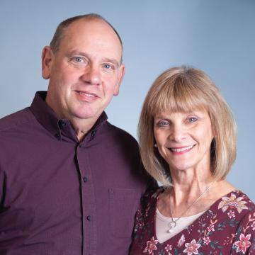 Gary & Gail Marten
